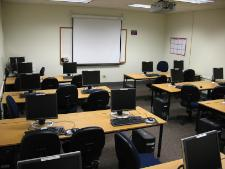 Barnard classroom photo