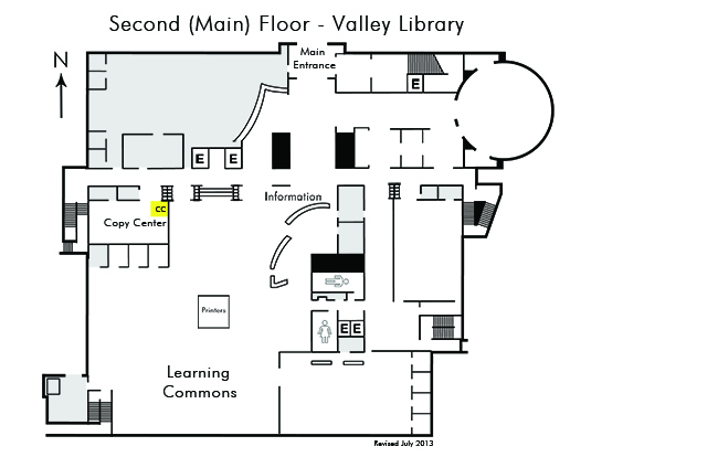 Reserve Room Library Osu