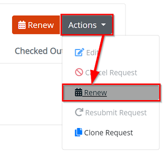 Action Button Renew
