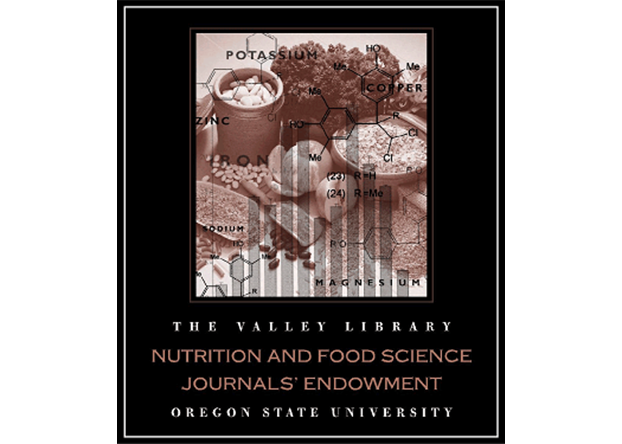 Nutrition and food science journals endowment