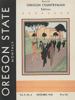 A copy of the Oregon Countryman.