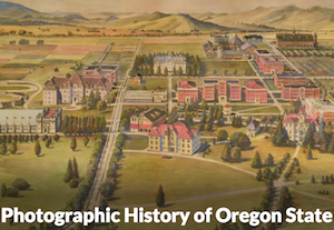 Photo history of Oregon State University image