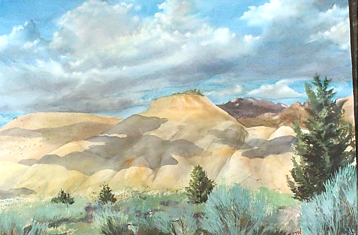Fossil beds image