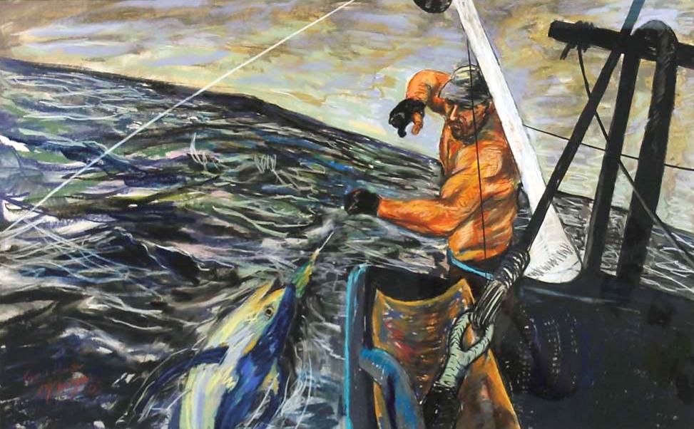Tuna hunter image