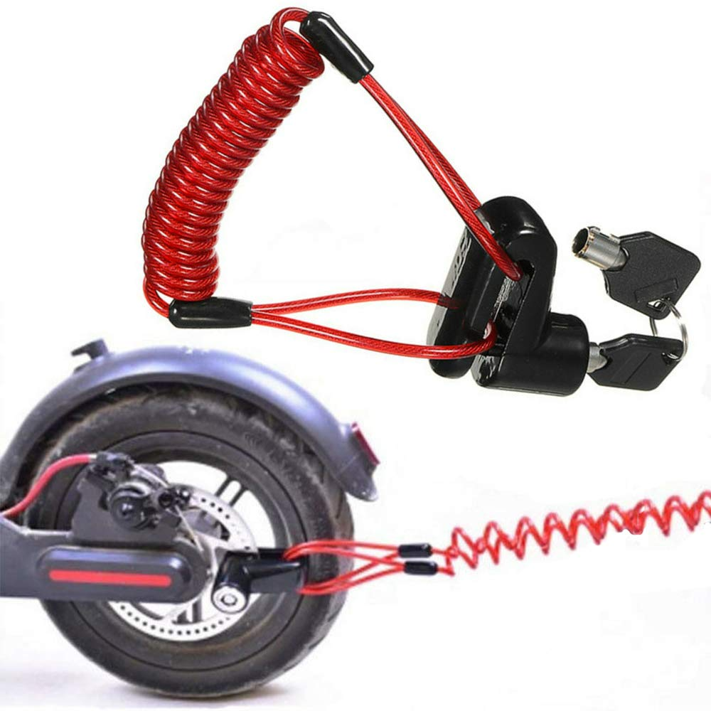 electric scooter lock