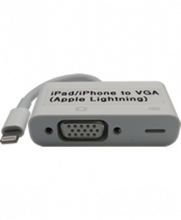 Apple Lightning to VGA