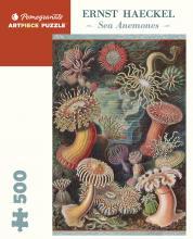 Ernst Haeckel: Sea Anemones 500-Piece Jigsaw Puzzle