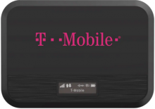 Image of mobile hotspot device