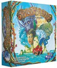Spirit Island: the cooperative settler-destruction strategy game