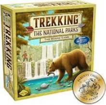 Trekking the National Parks: The Family Board Game