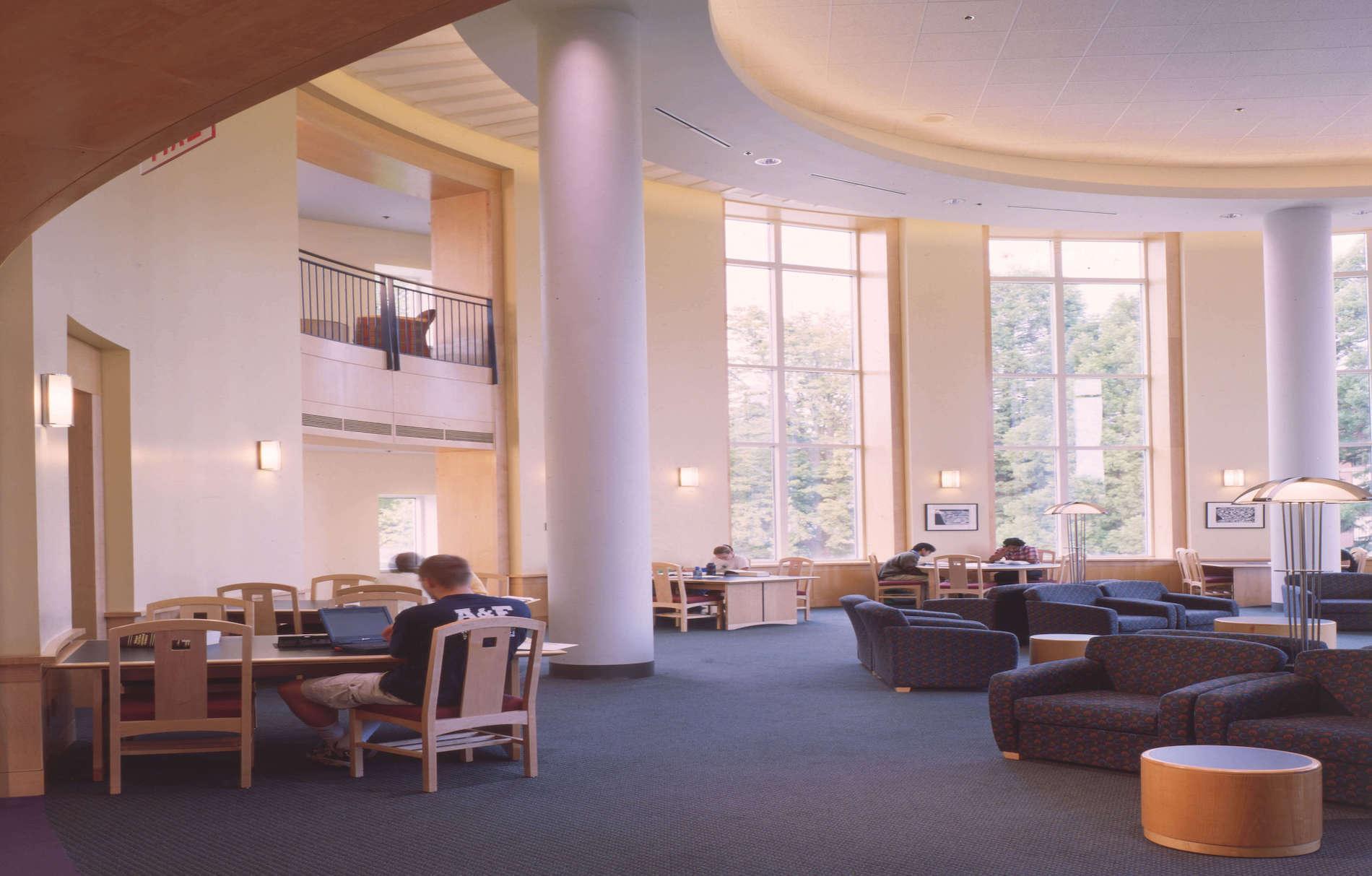 Valley Library Rotunda